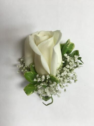 Standard Rose Boutonniere