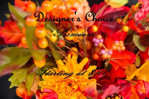 Designer\'s Choice - Fall - Premium