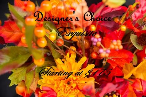 Designer\'s Choice - Fall - Exquisite