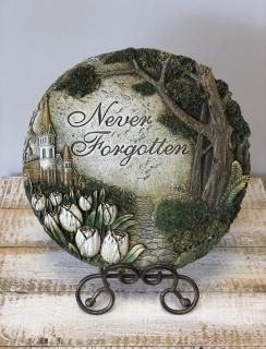 """Never Forgotten\"" Stepping Stone"