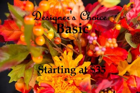 Designer\'s Choice - Fall*