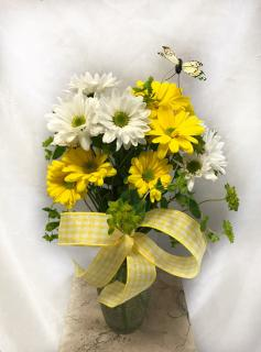 Sunny Daisies Bouquet
