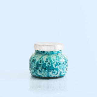 Volcano Watercolor Petite Jar 8 oz Candle