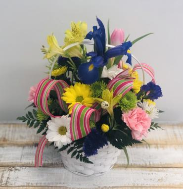 Spring Basket (Small)*